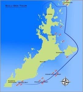 Sulu Sea Dive Spots