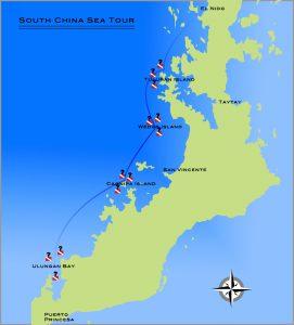 Dive Spots South China Sea