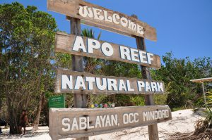 Welcome to Apo Reef