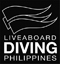 Logo Liveaboard Diving Philippines
