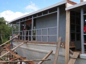 Liveaboard Philippines cabine setup